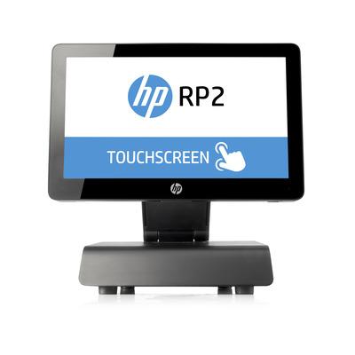 HP RP2 Retail System Model 2030 POS terminal - Zwart