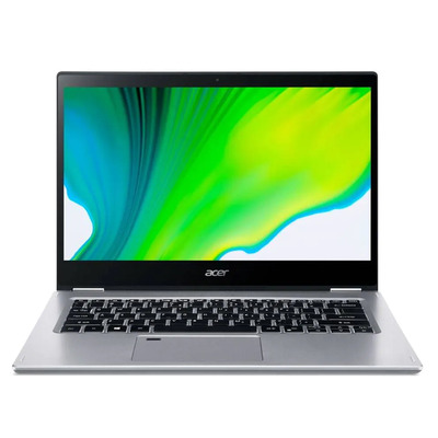 """Acer Spin 3 Pro SP314-54N-507R 14"""" Touch i5 8GB RAM 512GB SSD - QWERTY Laptop - Zilver"""