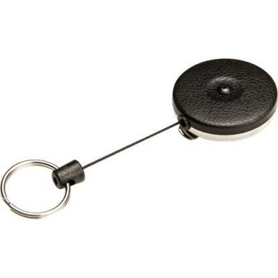 Rieffel sleutelketting: KB 485 - Zwart