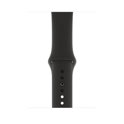 Apple 140–210 mm wrists, 44 mm Black Sport Band - S/M & M/L, Demo