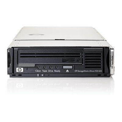 Hewlett packard enterprise tape autoader: StorageWorks SB920c Tape Blade
