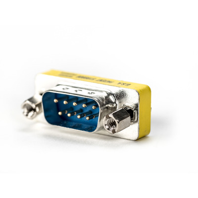 Vertiv DB9M -> DB9M gender changer DB9 Kabel adapter