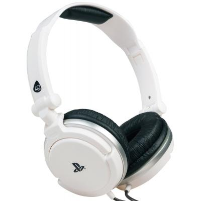 4gamers game assecoire: PRO4-10 Stereo Gaming Headset (Wit)  PS4