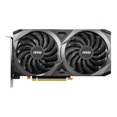MSI GeForce RTX 3060 Ti VENTUS 2X OCV1 Videokaart - Zwart