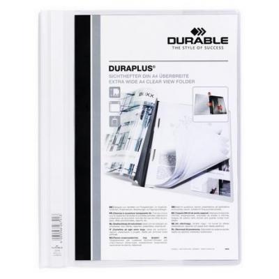 Durable map: Duraplus - Wit