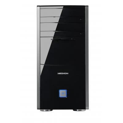 Medion pc: AKOYA E2008 F - Zwart