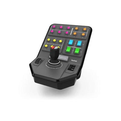 Logitech game controller: Side Panel Control Deck for PC - Zwart