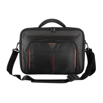 Targus laptoptas: Classic+ 15.6 - Zwart