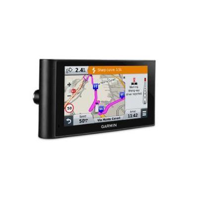 Garmin navigatie: dezlCam LMT-D - Zwart