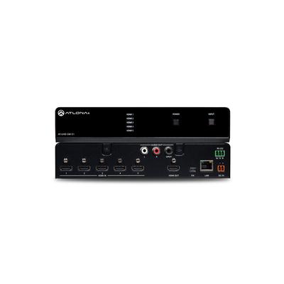 Atlona UHD-SW-51 Video switch - Zwart