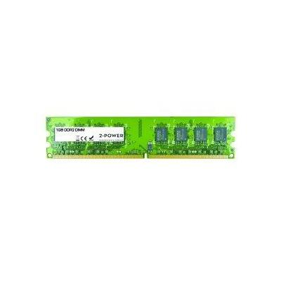 2-power RAM-geheugen: 1GB DDR2 800MHz DIMM - Groen