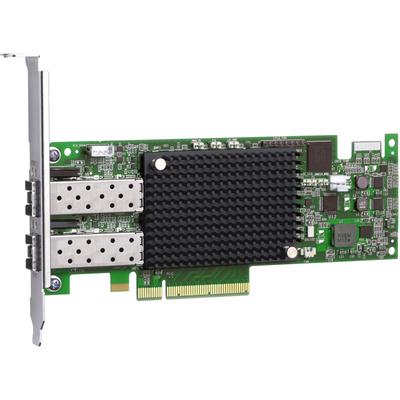 DELL Emulex LPe16002 Interfaceadapter - Groen, Roestvrijstaal