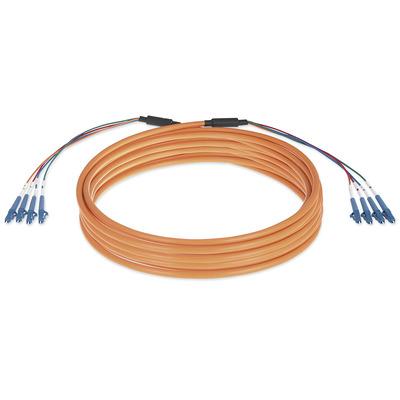 Extron 4LC MM/ Fiber optic kabel - Oranje