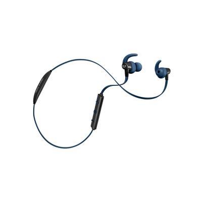Fresh 'n rebel headset: Lace Wireless Sports Earbuds - Indigo - Blauw