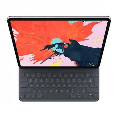 Apple Smart Keyboard Folio for 12.9-inch iPad Pro (3rd Generation) - Dutch - QWERTY Mobile device keyboard - Zwart