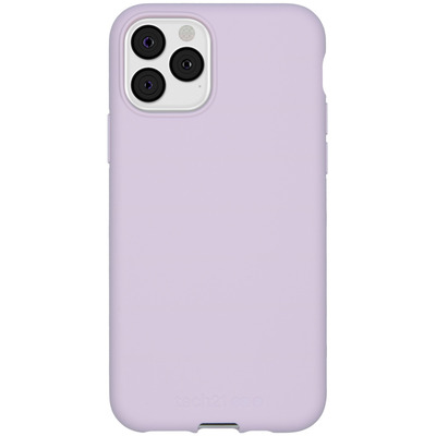 Antimicrobial Backcover iPhone 11 Pro - Mauve Talc - Paars / Purple Mobile phone case