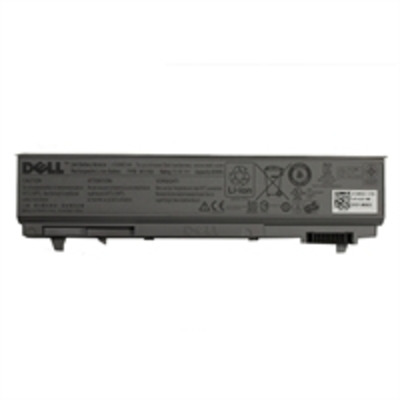 DELL Battery 6 Cell 60WHR Notebook reserve-onderdeel - Zwart
