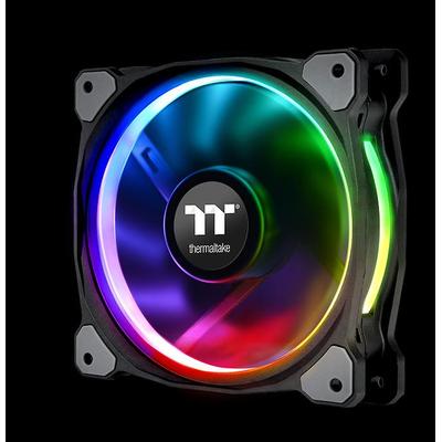 Thermaltake 500 - 1500 RPM, 24.7 dB-A, 48.34 CFM Hardware koeling - Zwart