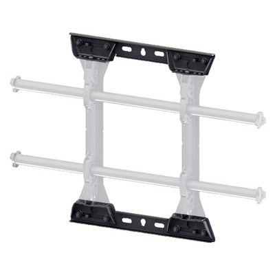 Chief Use with Medium Fusion fixed and tilt wall mounts for a single stud solution. Muur & plafond bevestigings .....