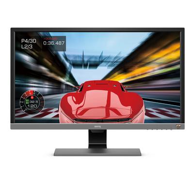 Benq EL2870U Monitor - Zwart, Grijs