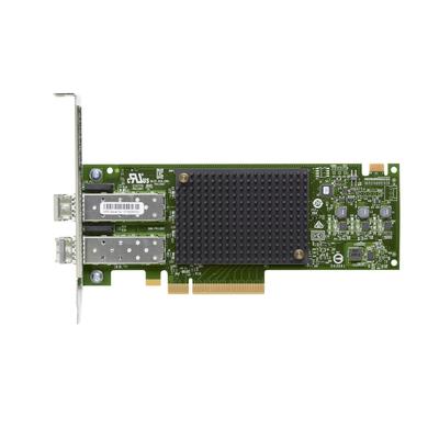 Hewlett Packard Enterprise StoreFabric SN1600E 32Gb Dual Port Fibre Channel Host Bus Adapter .....