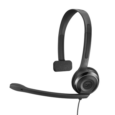 EPOS Sennheiser PC 7 USB Headset - Zwart