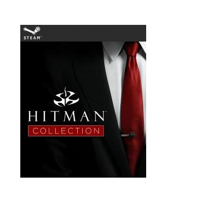 Square enix game: Hitman Collection, PC