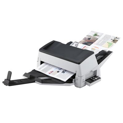 Fujitsu fi-7600 Scanner - Zwart, Wit