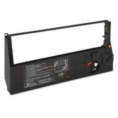 TallyGenicom Black Fabric Cartridge for 4810/4840/5050/5100 Printerlint - Zwart