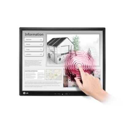 LG 19MB15T-I touchscreen monitor
