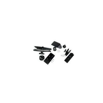 Honeywell RAM Mount Kit for VMC and Keyboard - Plate Base, Long Arm Montagekit - Zwart