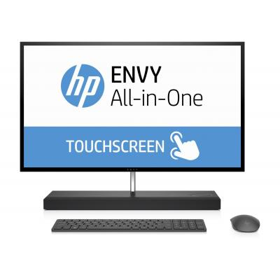 Hp all-in-one pc: ENVY 27-b100nd - Grijs