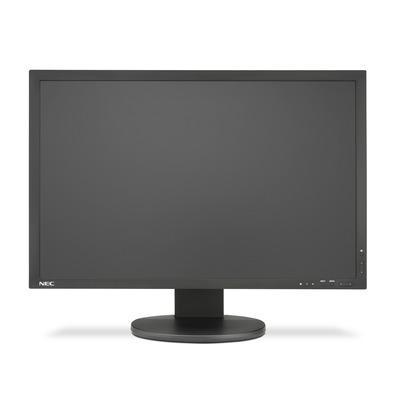 NEC MultiSync PA243W Monitor - Zwart