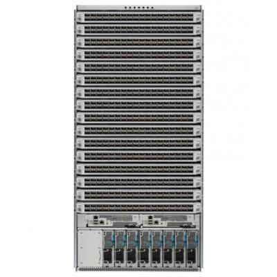 Cisco netwerkchassis: Nexus 9516