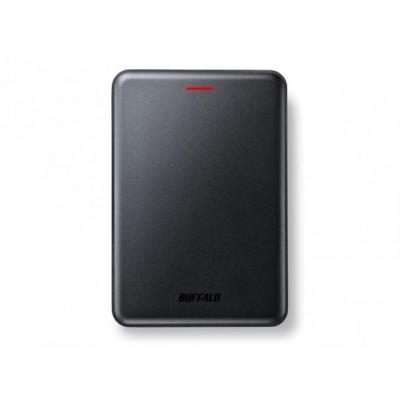 Buffalo : MiniStation SSD Velocity 240GB - Zwart