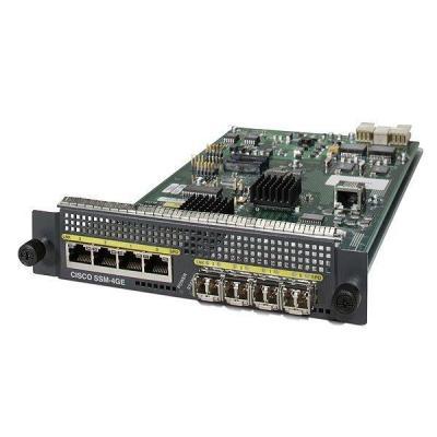 Cisco netwerkkaart: SSM-4GE= (Open Box)