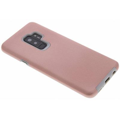 Xtreme Hardcase Backcover Samsung Galaxy S9 Plus - Rosé Goud / Rosé Gold Mobile phone case