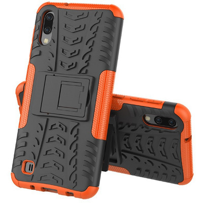 CoreParts MOBX-COVER-A10/M10-OR Mobile phone case - Oranje