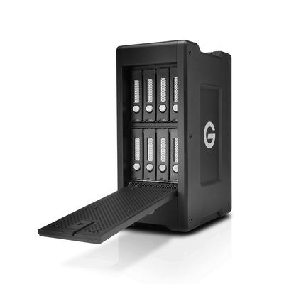 G-Technology G-SPEED XL SAN - Zwart