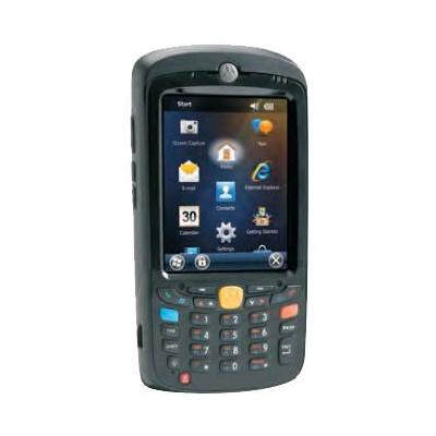 Zebra PDA: MC55A0 - Zwart, numeric