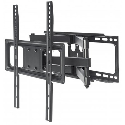 "Manhattan Monitor/TV Wall Mount, Full Motion (3 pivots & tiltable), 1 screen, 32-55"", Vesa 100x100 to ....."
