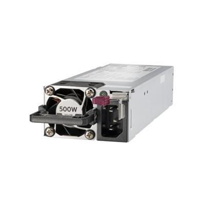 Hewlett Packard Enterprise 500W Flex Slot Platinum Hot Plug Low Halogen