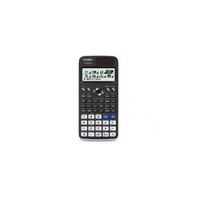 Casio calculator: FX-991DE X - Zwart