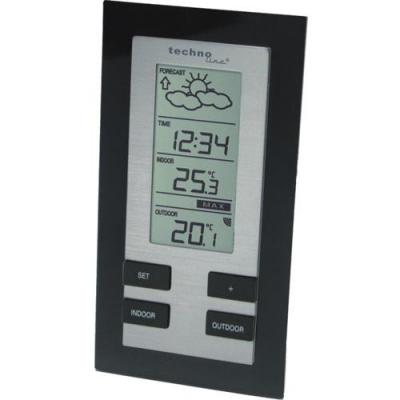 Technoline weerstation: WS 9215, Weather station - Zwart