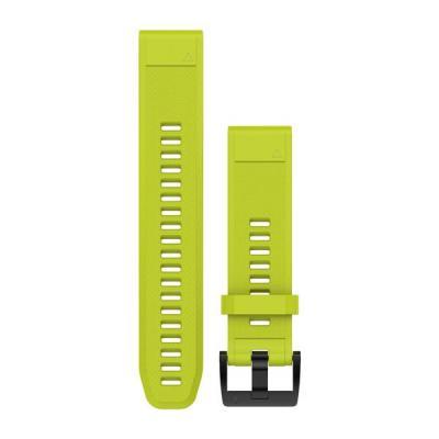 Garmin horloge-band: QuickFit 22 - Limoen