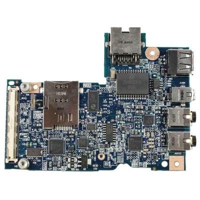 DELL WLAN Audio USB SIM Lan Board notebook reserve-onderdeel - Blauw