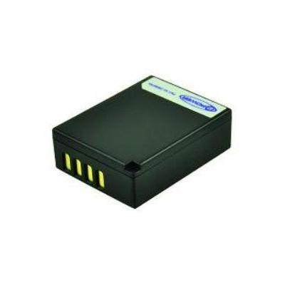 2-power batterij: 7.2v 1100mAh - Zwart