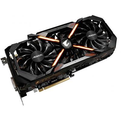Gigabyte videokaart: AORUS GeForce GTX 1080