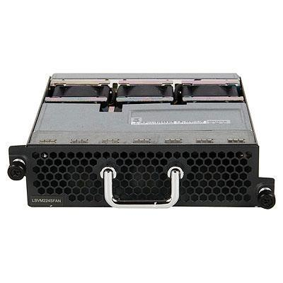HP 5920AF-24XG fan tray assembly (LSVM1FANSCB) - Exhausts air from the switch (front to back) - Includes the fan tray .....