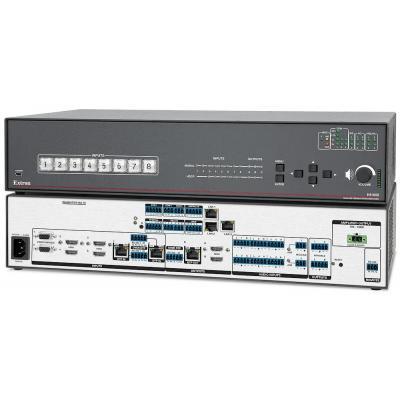 Extron video-lijnaccessoire: IN1608 MA DTP 330 - Zwart
